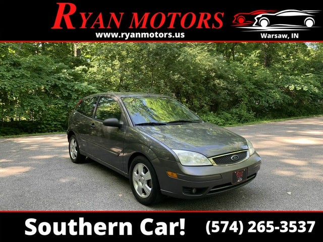 2005 Ford Focus ZX3 SE