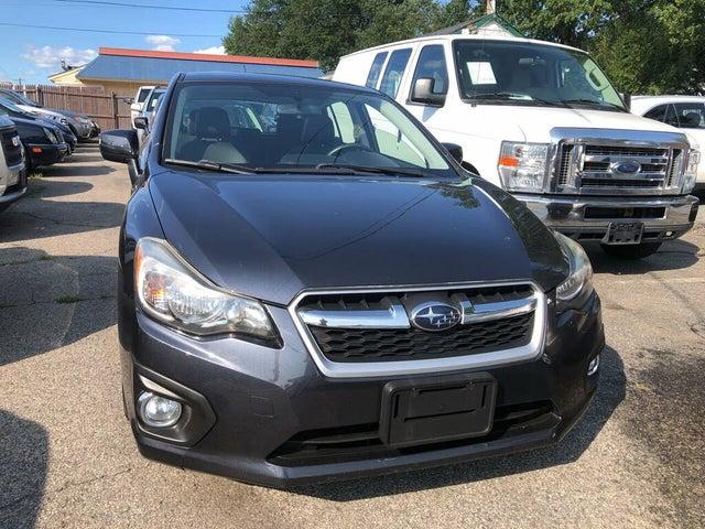 2014 Subaru Impreza 2.0i Limited Hatchback