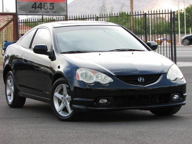 2002 Acura RSX Type-S FWD
