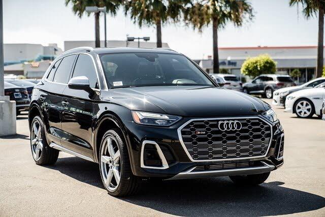 2021 Audi SQ5 3.0T quattro Premium AWD