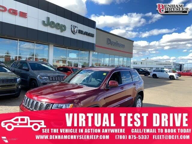 2018 Jeep Grand Cherokee Laredo 4WD
