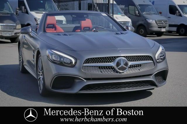 2019 Mercedes-Benz SL-Class SL 450 RWD
