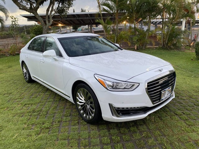 2018 Genesis G90 Premium