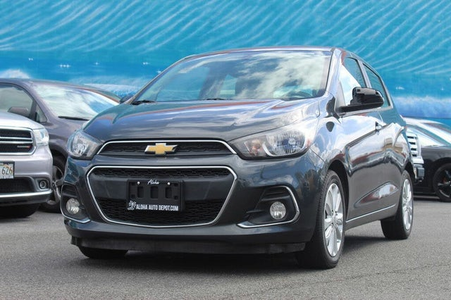 2017 Chevrolet Spark 1LT FWD
