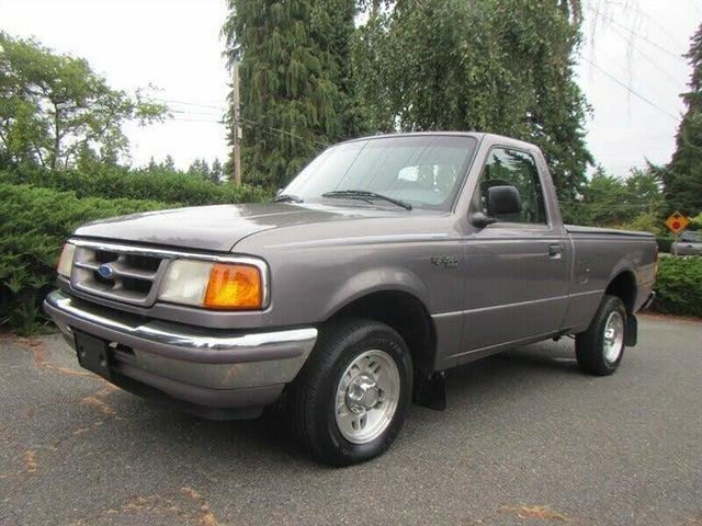 1996 Ford Ranger XLT Standard Cab SB