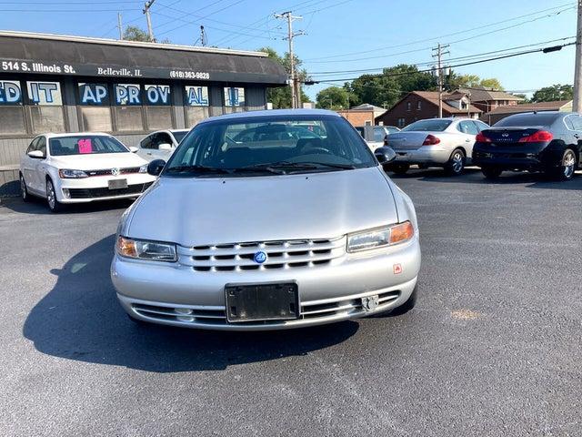 2000 Plymouth Breeze 4 Dr STD Sedan