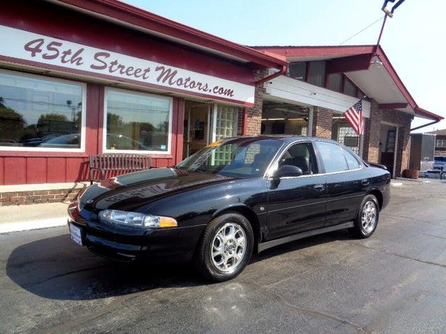 2001 Oldsmobile Intrigue 4 Dr GLS Sedan