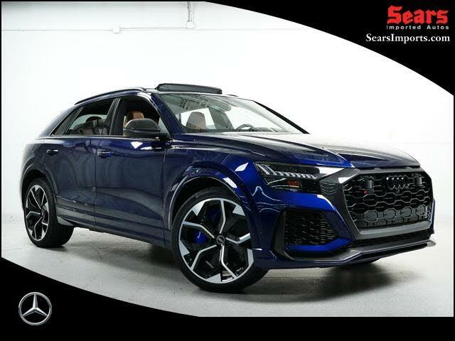 2021 Audi RS Q8 4.0T quattro AWD