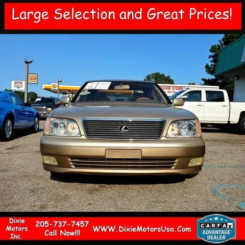 2000 Lexus LS 400 400 RWD