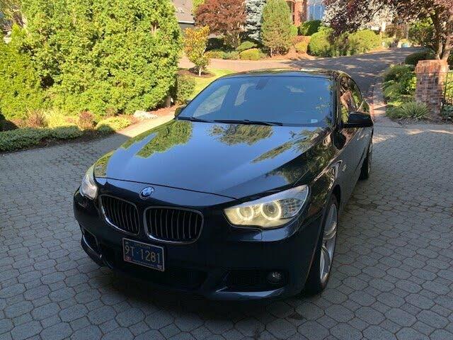 2013 BMW 5 Series Gran Turismo 535i xDrive AWD