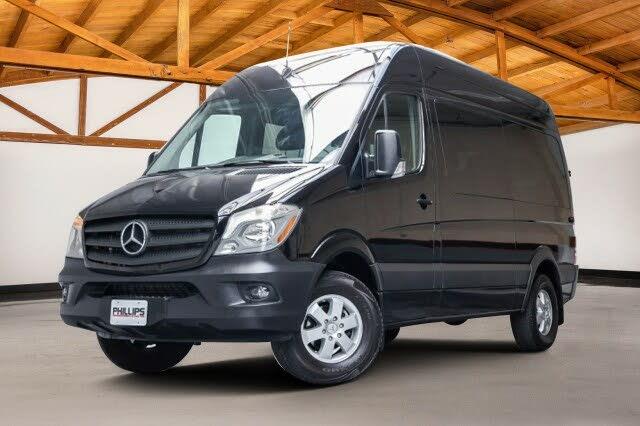 2018 Mercedes-Benz Sprinter 2500 144 V6 High Roof Passenger Van