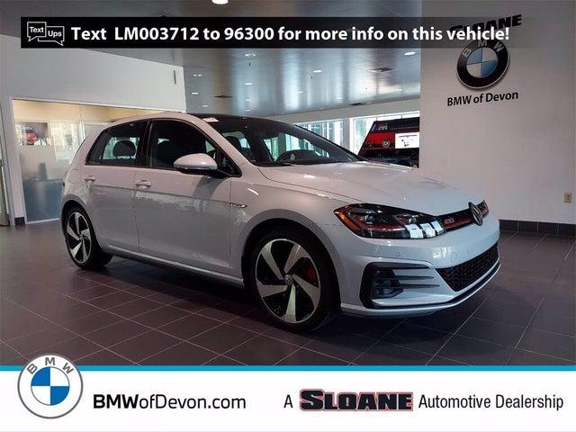2020 Volkswagen Golf GTI 2.0T Autobahn 4-Door FWD