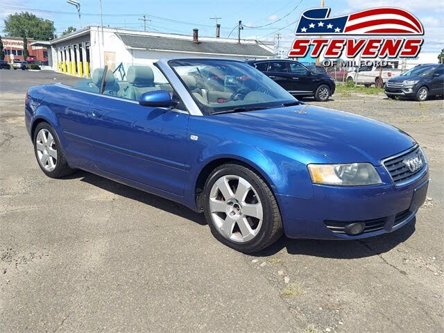 2003 Audi A4 3.0 Cabriolet FWD