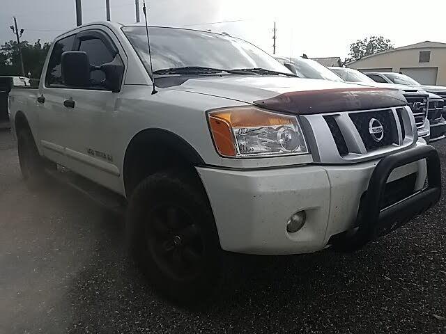 2014 Nissan Titan PRO-4X Crew Cab 4WD