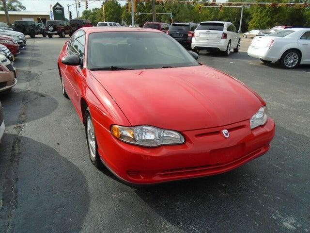 2001 Chevrolet Monte Carlo LS FWD
