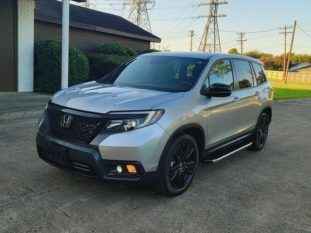 2019 Honda Passport Sport FWD