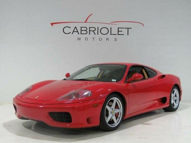 2002 Ferrari 360 Modena RWD