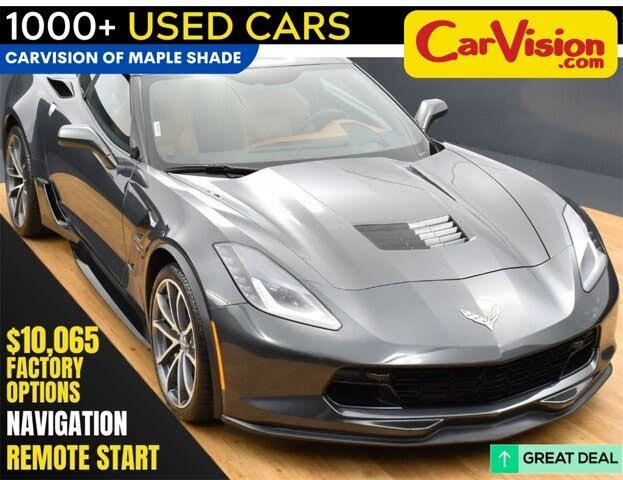 2018 Chevrolet Corvette Grand Sport 2LT Coupe RWD