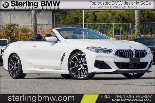 2019 BMW 8 Series M850i xDrive Convertible AWD