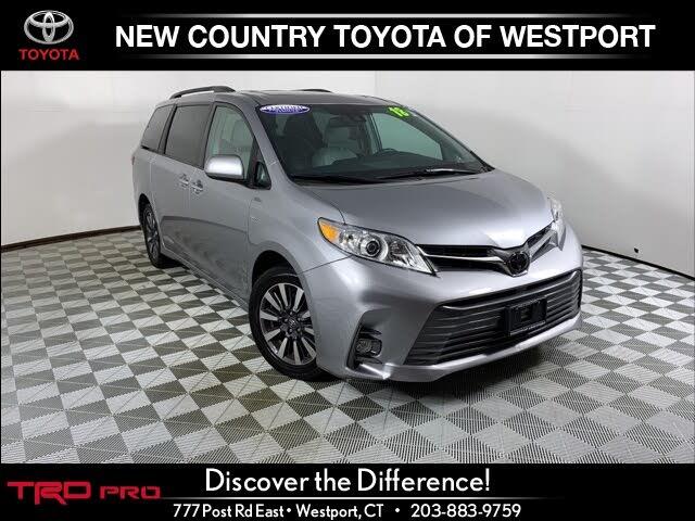 2018 Toyota Sienna XLE Premium 7-Passenger AWD