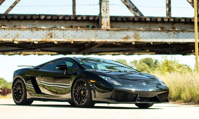 2012 Lamborghini Gallardo LP 550-2 Coupe RWD