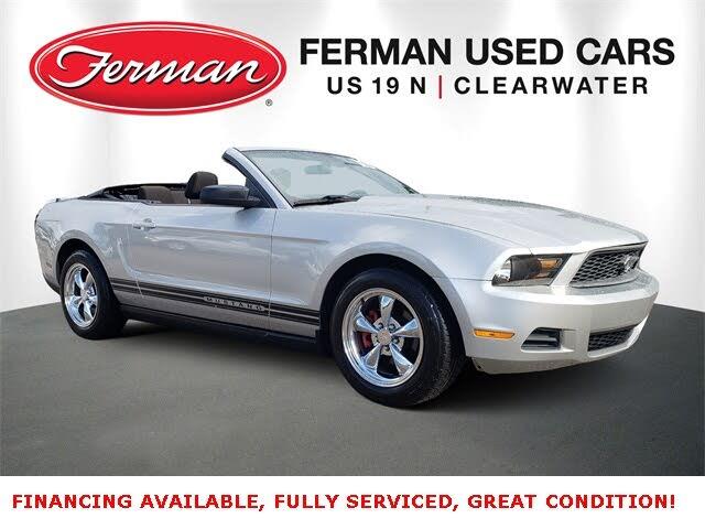 2010 Ford Mustang V6 Convertible RWD