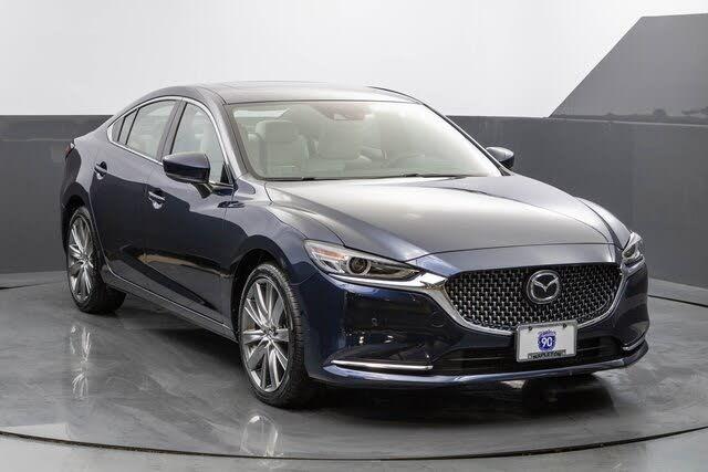 2021 Mazda MAZDA6 Signature FWD