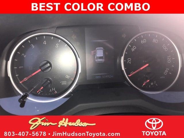 2019 Toyota RAV4 XLE FWD
