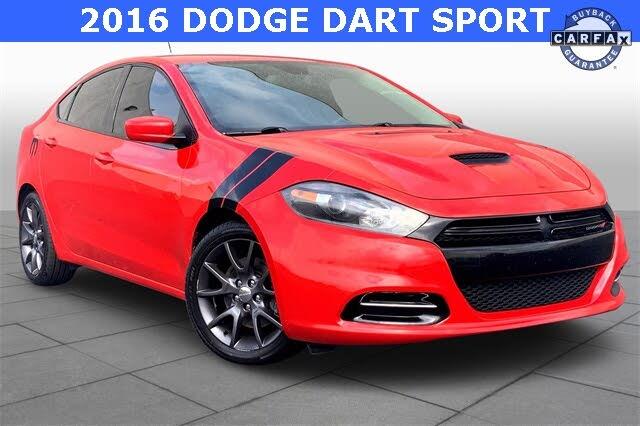 2016 Dodge Dart Turbo FWD