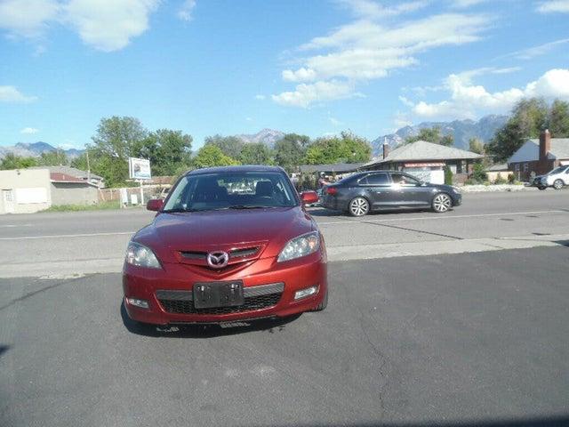2008 Mazda MAZDA3 s Sport Hatchback
