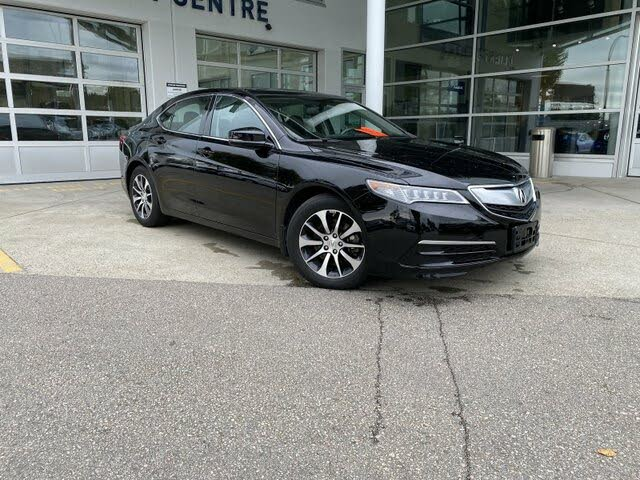 2017 Acura TLX FWD