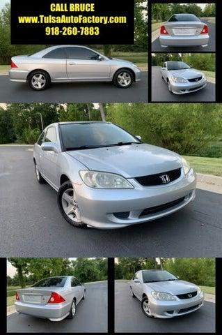 2005 Honda Civic Coupe EX