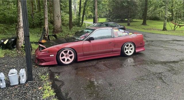 1991 Nissan 240SX 2 Dr LE Hatchback