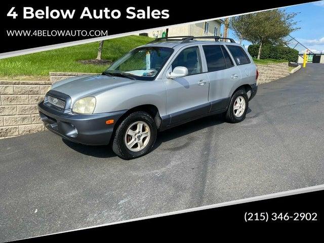 2003 Hyundai Santa Fe GLS AWD