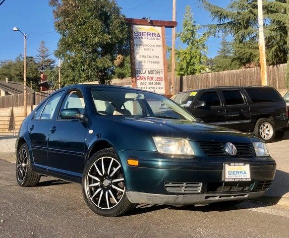 2002 Volkswagen Jetta GL