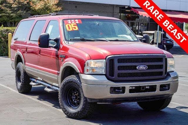 2005 Ford Excursion Eddie Bauer 4WD
