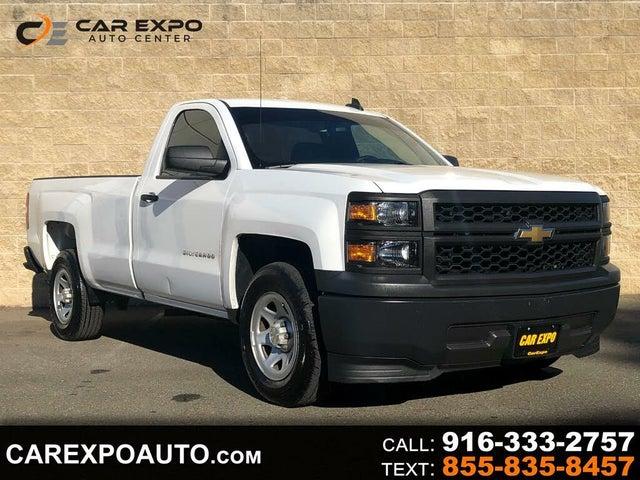 2015 Chevrolet Silverado 1500 Work Truck LB RWD