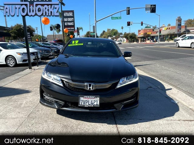 2017 Honda Accord Coupe EX-L V6