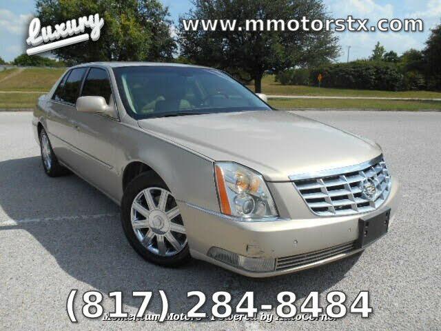 2007 Cadillac DTS Luxury II FWD