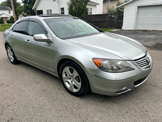 2008 Acura RL SH-AWD with Technology Package