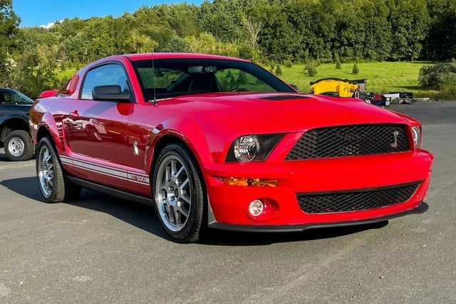 2007 Ford Mustang Shelby GT500 Coupe RWD