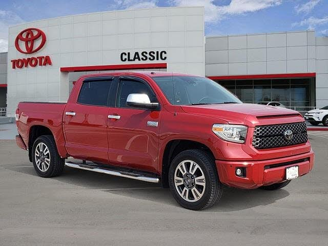2019 Toyota Tundra Platinum CrewMax 5.7L