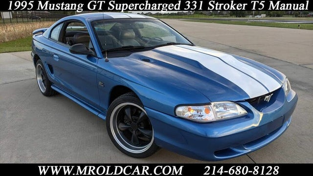 1995 Ford Mustang GT Coupe RWD
