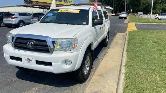 2006 Toyota Tacoma V6 4dr Double Cab 4WD SB with manual