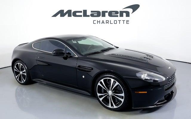 2011 Aston Martin V12 Vantage Carbon Black Coupe RWD