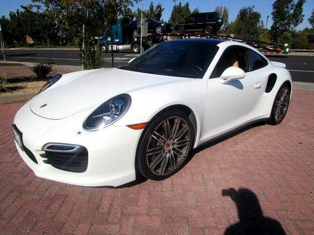 2014 Porsche 911 Turbo Coupe AWD