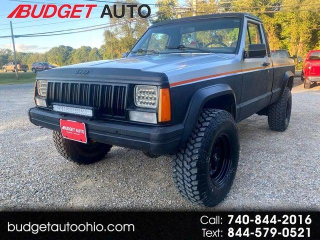 1989 Jeep Comanche Pioneer 4WD LB