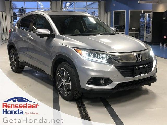 2022 Honda HR-V EX FWD