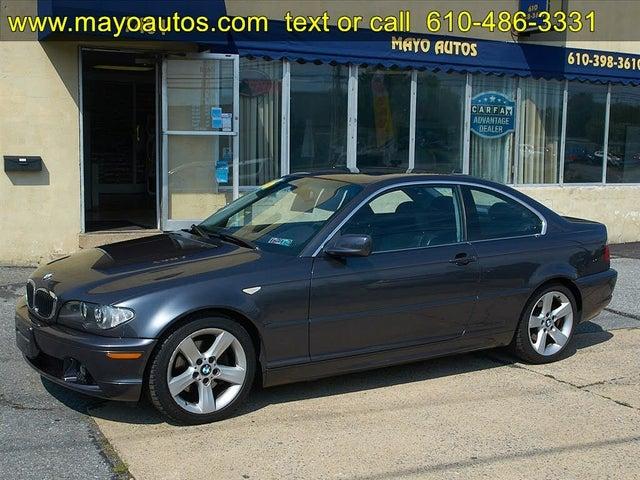 2006 BMW 3 Series 325Ci Coupe RWD