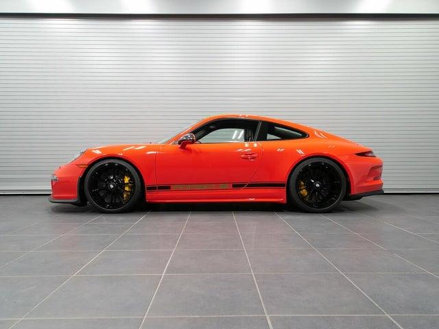 2016 Porsche 911 R Coupe RWD